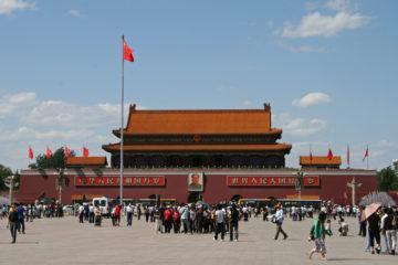 Tiananmen Square. Photo by yuan2003 via Flickr CC