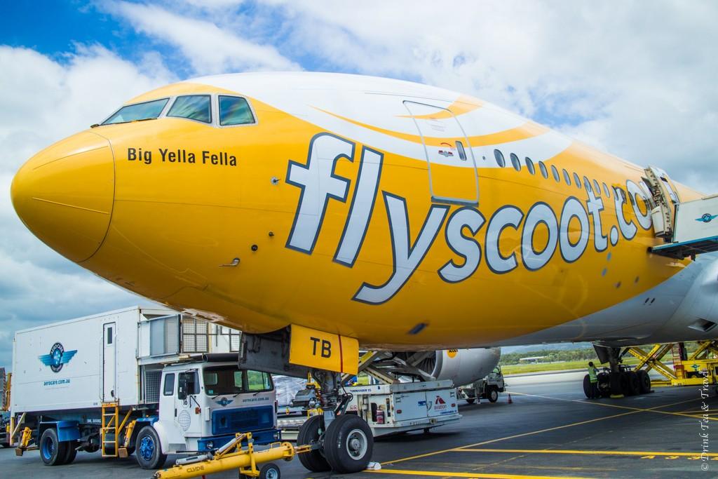 Australia travel tips: I'm a big fan of The Yella Fella!