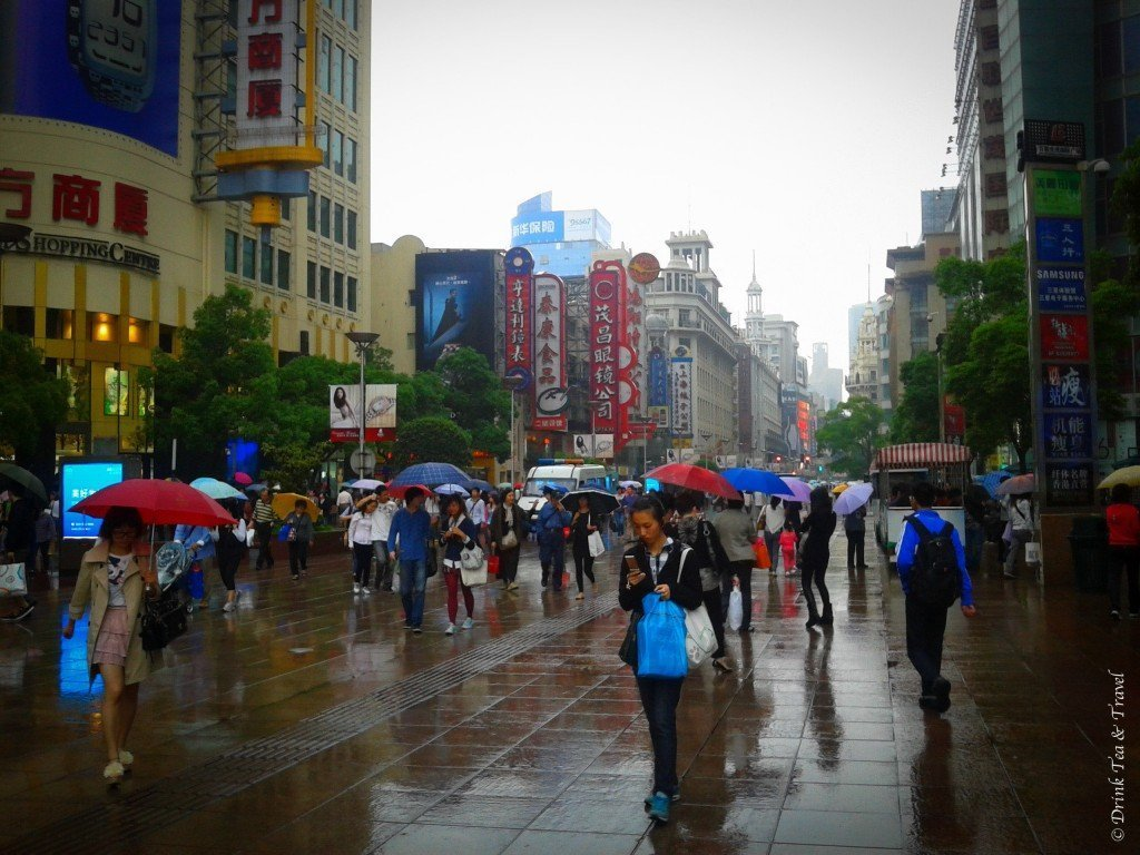 People Square, Shanghai, China