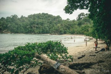 Manuel Antonio Beach, Manuel Antonio National Park