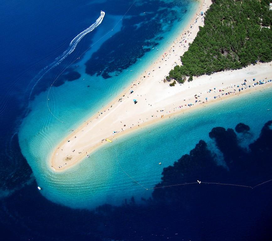 Golden Cape Beach, Croatia