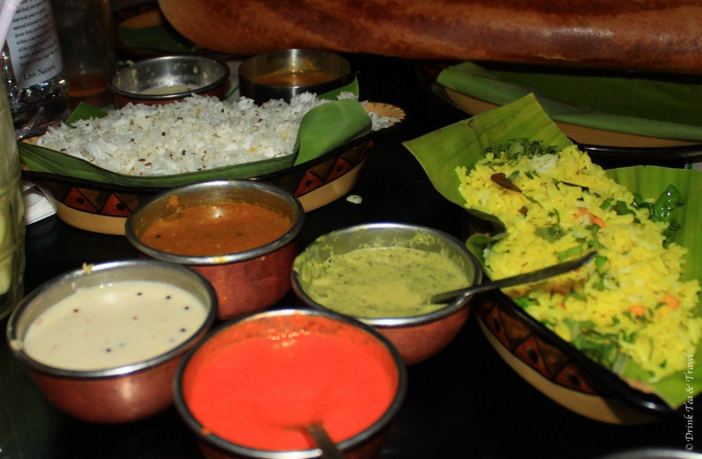 Curry flavours in India