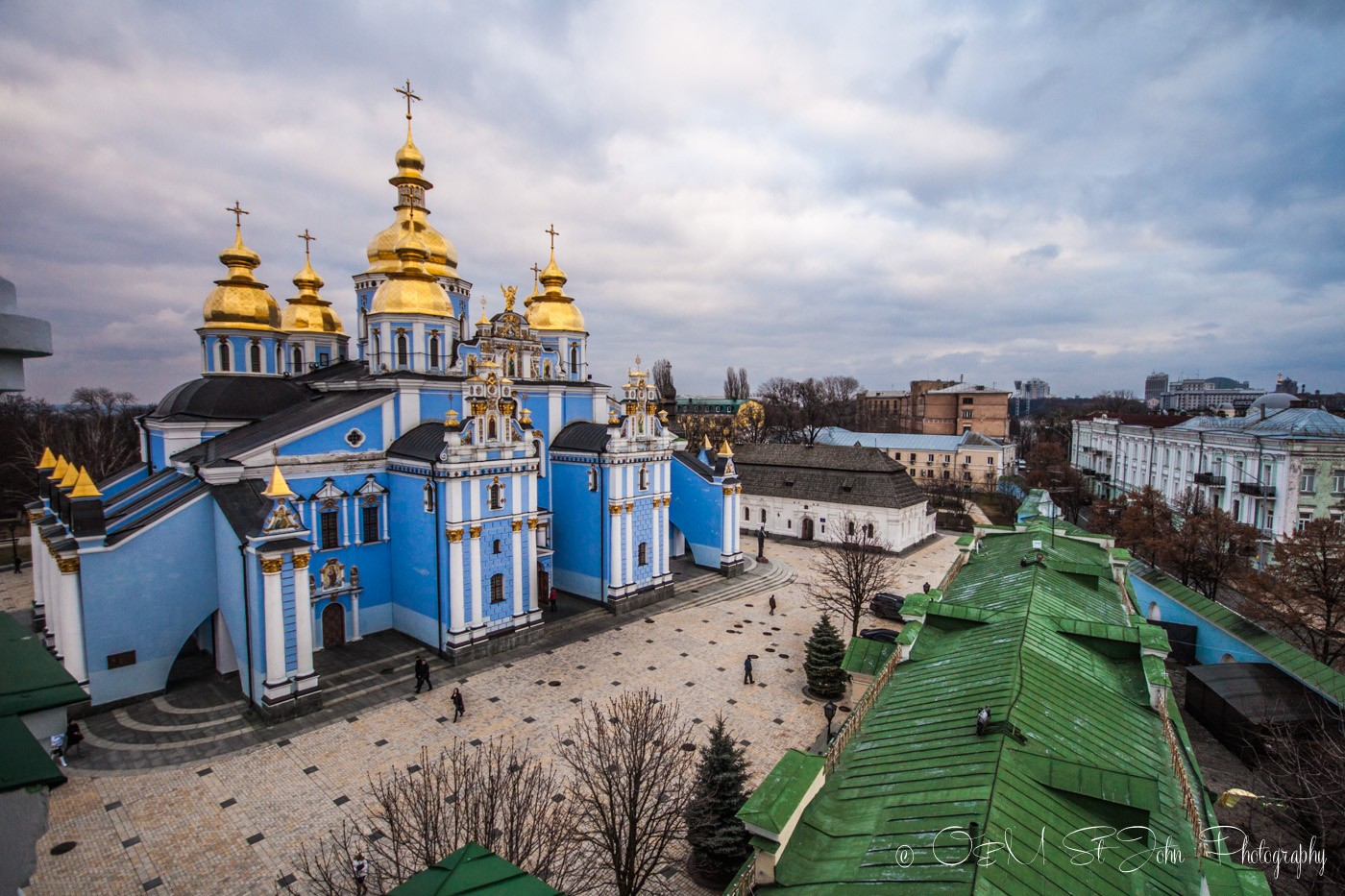 Sunday City Guide What To Do In Kiev Ukraine Drink Tea Travel - Where is kiev