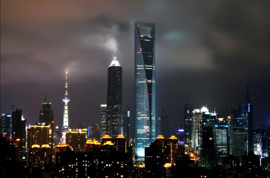 World Financial Center Shanghai, China