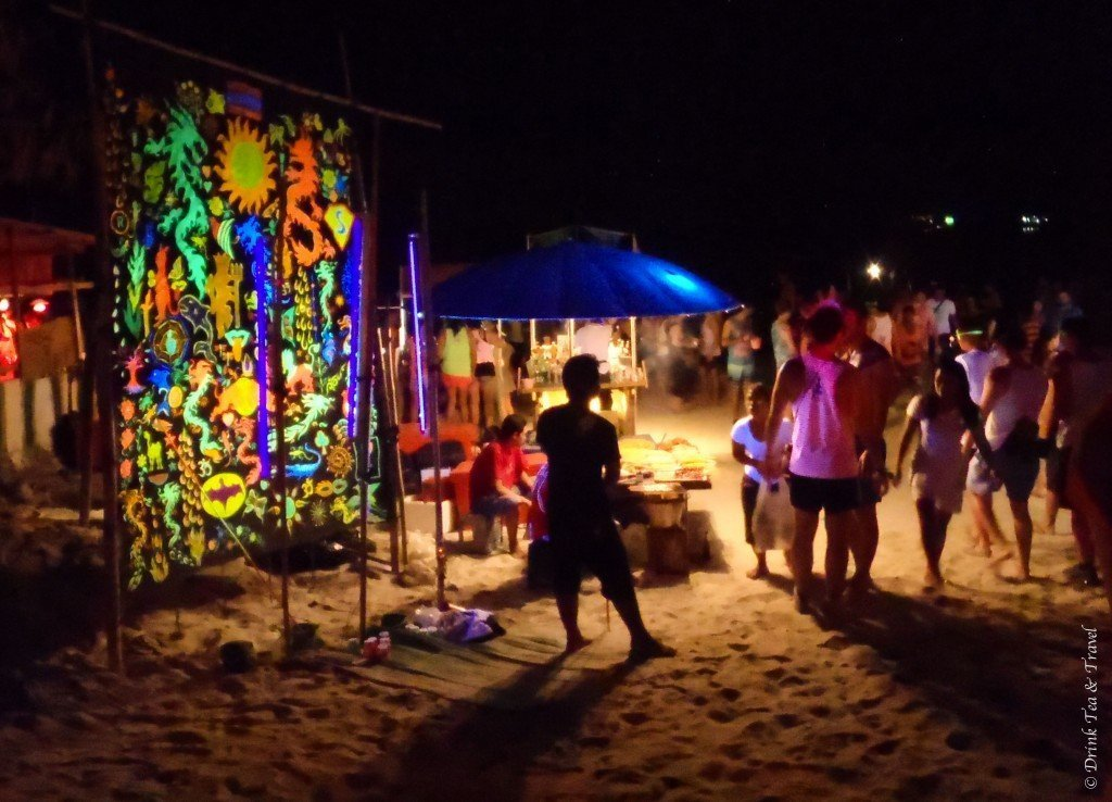 Full Moon Party, Koh Phanghan, Thailand