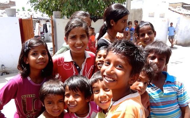 WLS International Volunteer India 2