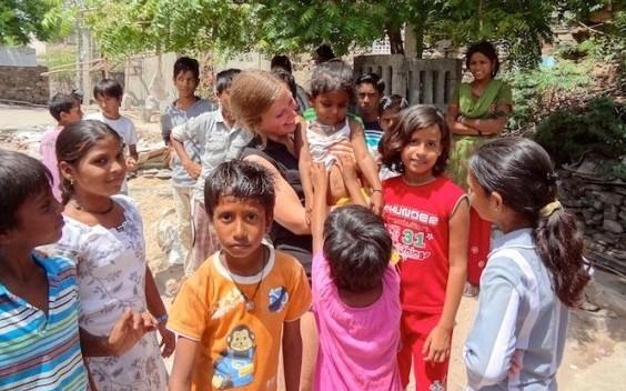 WLS International Volunteer India