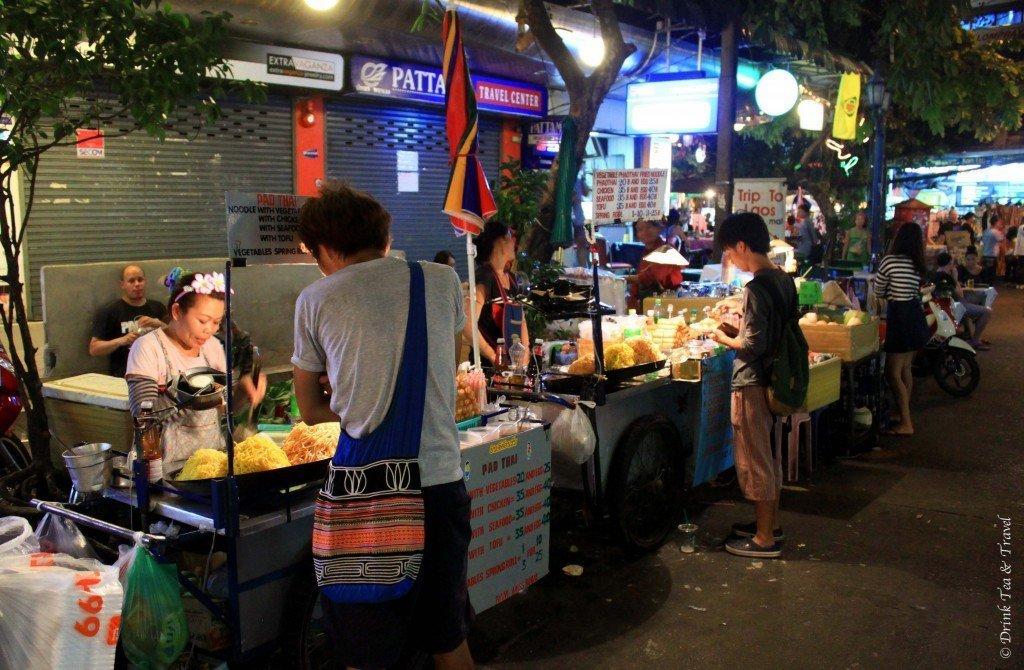 Koh San Road, Bangkok, Thailand
