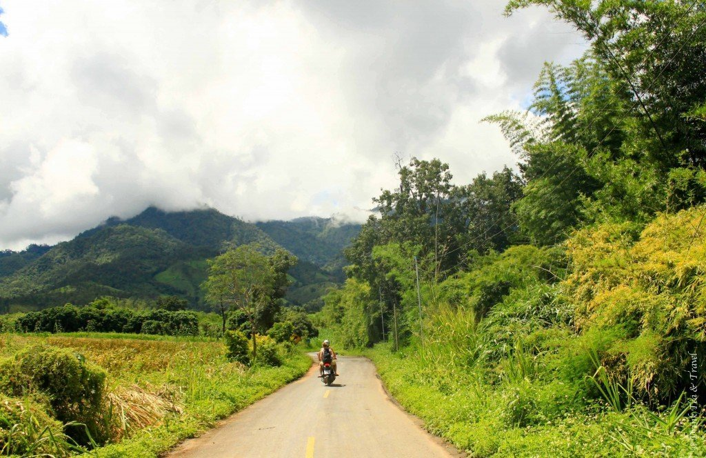 Exploring Pai countryside, Top 10 things to do in Thailand