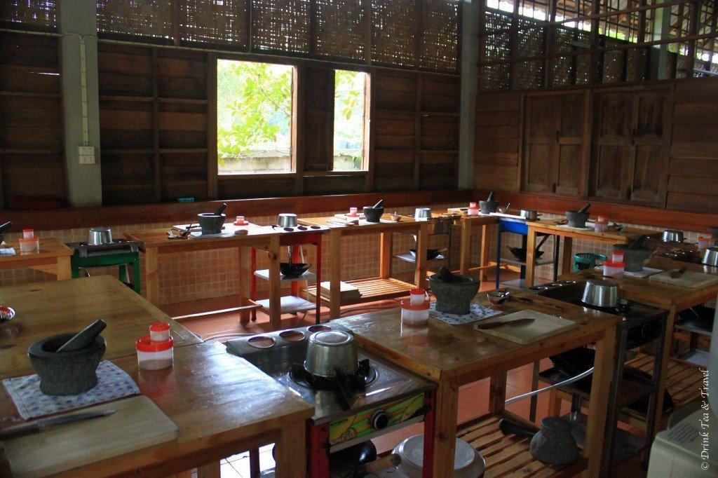 Thai Farm Cooking School, Chiang Mai, Thailand